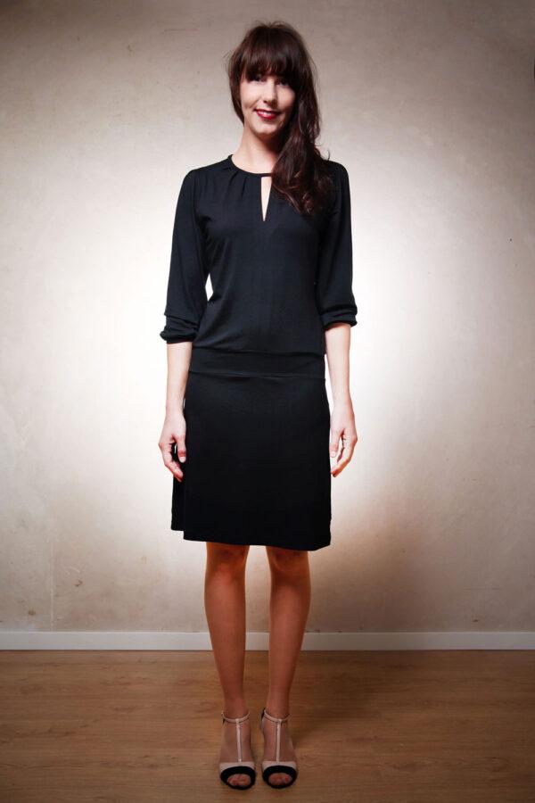 Schnittmuster Gaia Kleid & Shirt