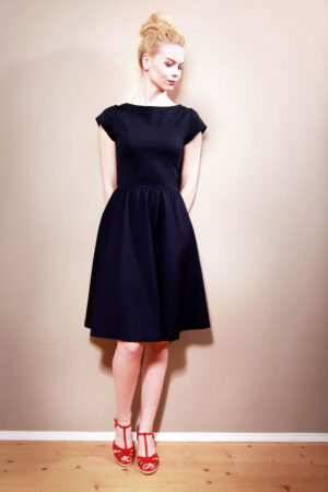 Schnittmuster Scarlet Kleid