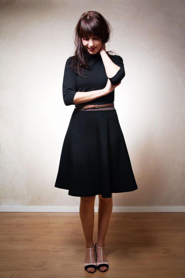Scarlet Kleid schwarz