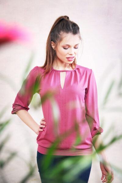 Schnittmuster Kleid & Shirt Gaia